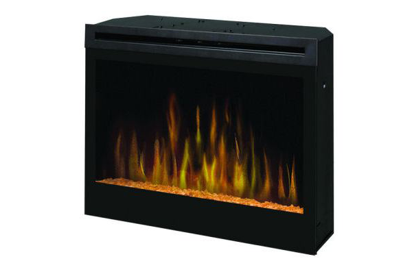"Dimplex DFG3033 33"" insert with glass ember bed"