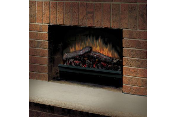 Dimplex DFI2310 log insert for existing fireplace