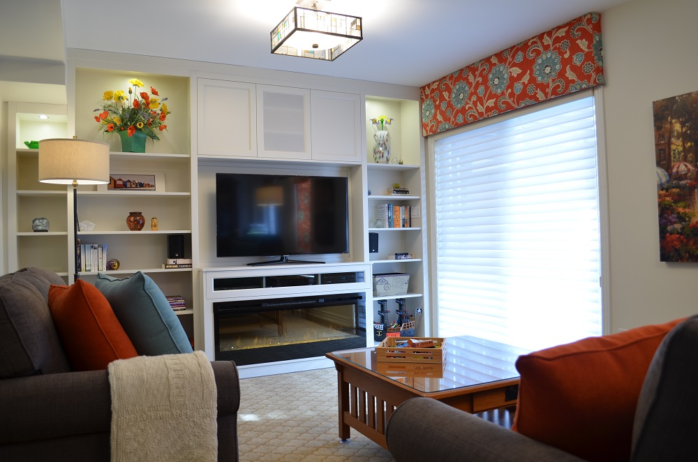 AFTER: Kylemore Family Room