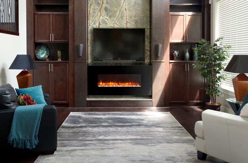 Go Electric - Stylish Fireplaces