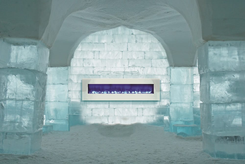 Icehotel in Jukkaj‰rvi, Kiruna, north of Sweden