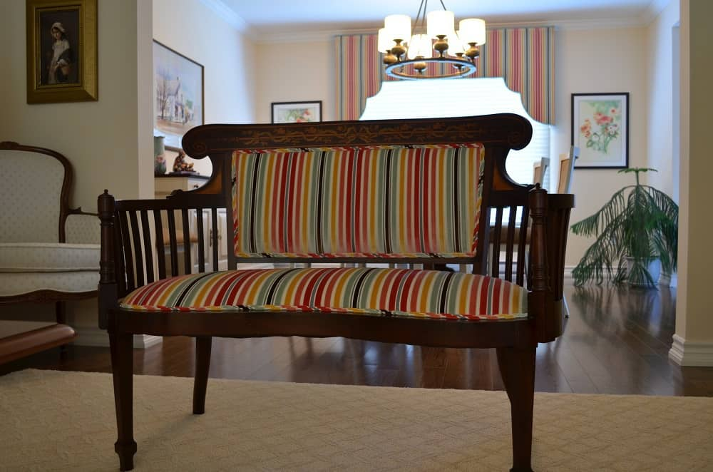 reupholstery-bench-after