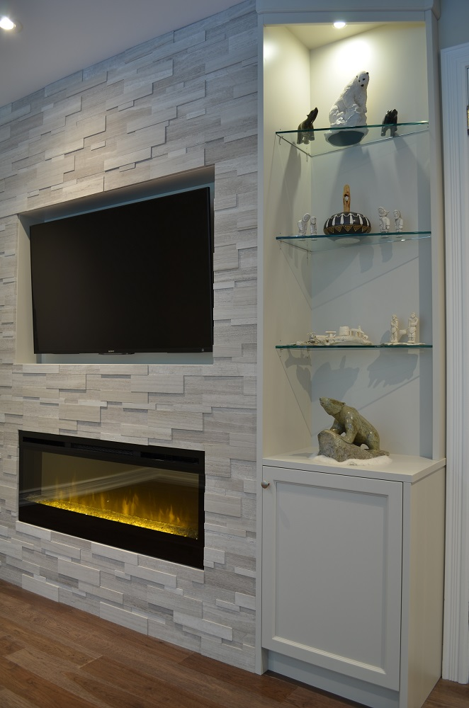 Fireplace Makeover  Second Time U0026 39 S A Charm
