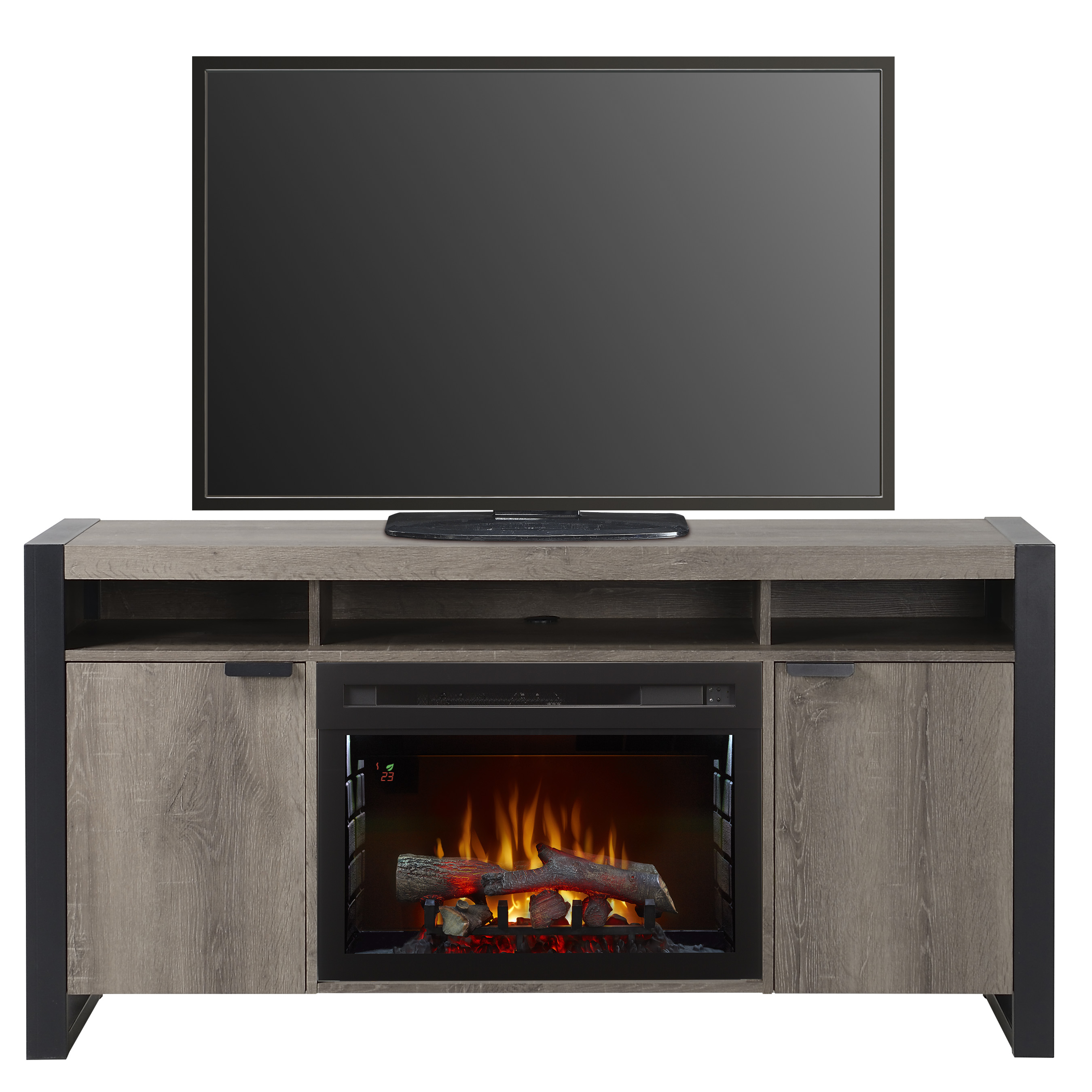 shore black barrier digital fireplaces gemco vector safety premium edmonton fireplace logs fire birch