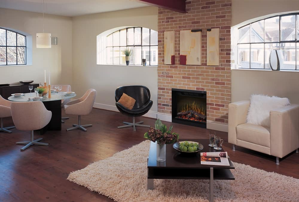 Fireplace Facts & Myths: Do Electric Fireplaces Give Off