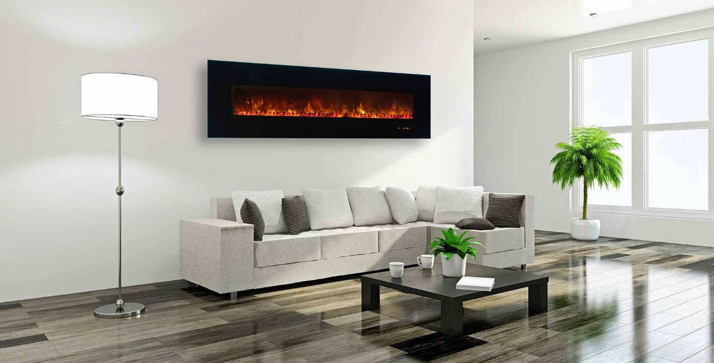 Modern Flames Linear Fireplace