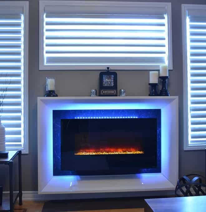 Marvelous How To Convert A Gas Fireplace To Electric Stylish Fireplaces Download Free Architecture Designs Salvmadebymaigaardcom