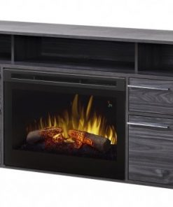 Dimplex Sander electric fireplace media cabinet