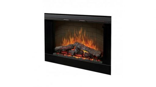 "Dimplex BF45DXP 45"" direct-wired firebox"
