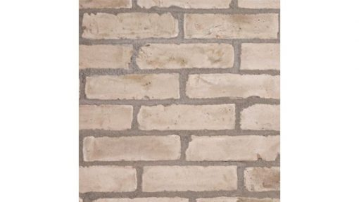 Century Yellow faux brick
