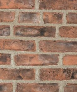Century Red faux brick