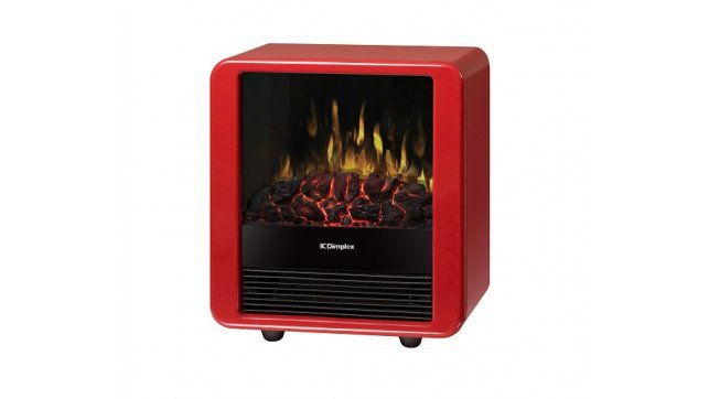 Dimplex Mini Cube DMCS13R electric stove
