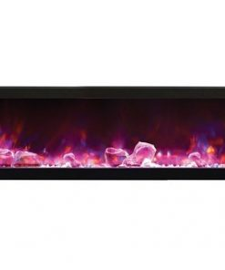 Amantii BI-72-SLIM electric fireplace