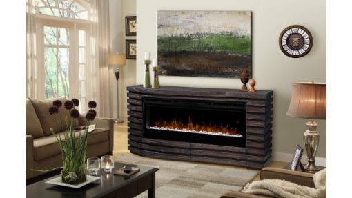 Dimplex GDS50GS-1587 Elliot electric fireplace