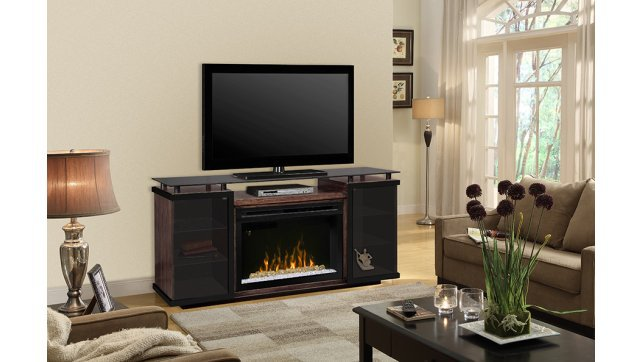 Dimplex Aiden electric fireplace