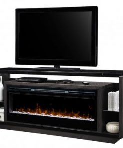 Pleasant Dimplex Sander Media Cabinet With 25 Firebox Home Interior And Landscaping Ologienasavecom
