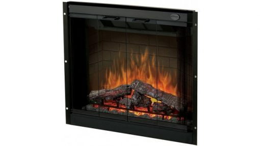"Dimplex DF3215 32"" electric fireplace"