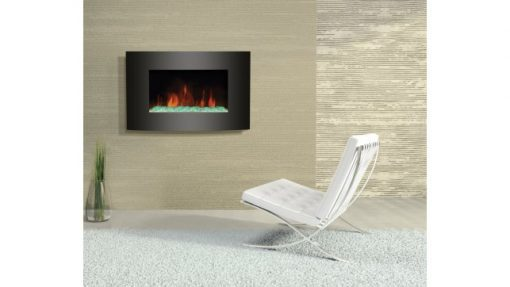 AMantii WM-3522CF wall-mount fireplace