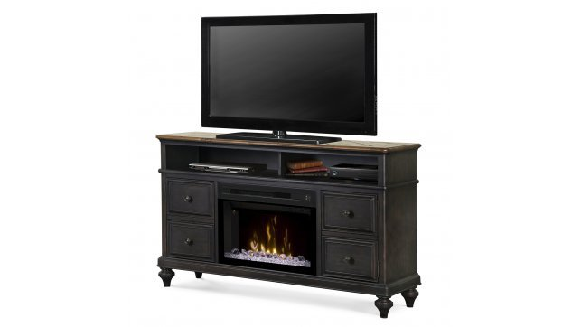 Dimplex Hazel GDS25GD-1493BT media cabinet