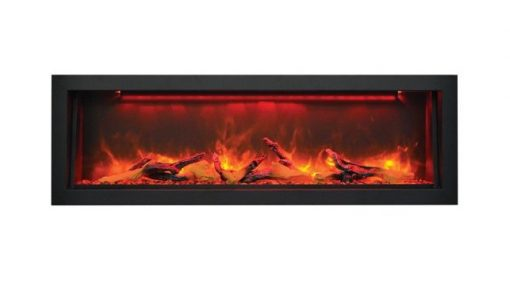 Sierra Flame Vista-BI-50-slim electric fireplace