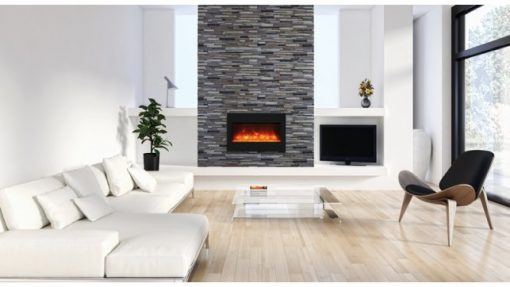 Amantii ZECL-33-3624 electric fireplace