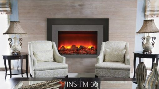 Sierra Flame INS-FM-30 electric fireplace insert