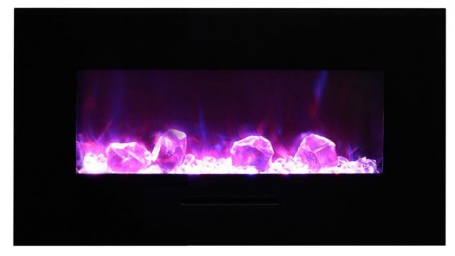WM-FM-34-4423-BG-ICE linear fireplace