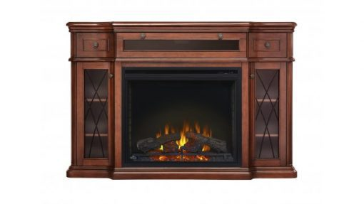 Napoleon Colbert electric fireplace package