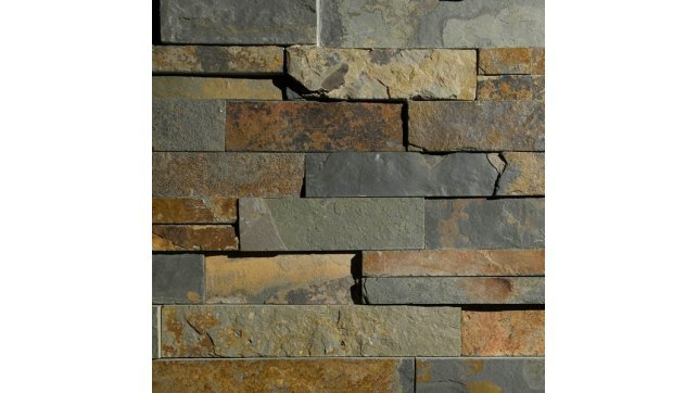 Outback Brown 24F 3D stone
