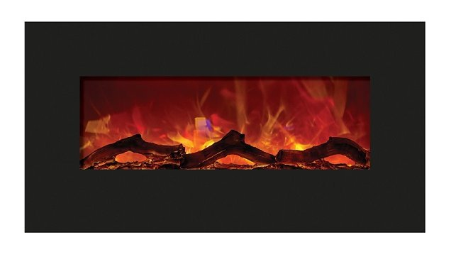 Amantii WM-BI-34-4423 electric fireplace