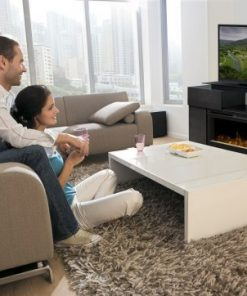Dimplex Concord GDS50-1243SC electric fireplace