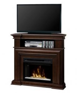 Dimplex Montgomery GDS25HG-1057E fireplace cabinet