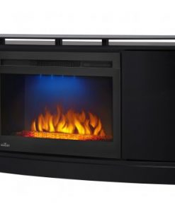 Napoleon NEFP27-3116B electric fireplace package