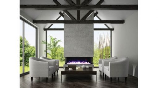 Amantii 72-Tru-View-XL linear fireplace