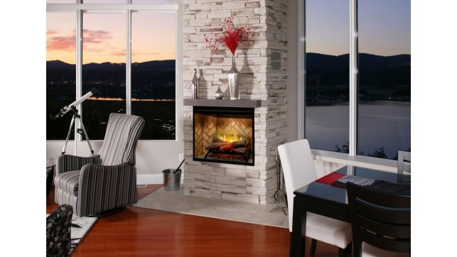 "DImplex 30"" Revillusion electric fireplace"