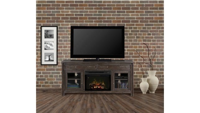 Dimplex Woolbrook GDS25LD-1415WBN electric fireplace