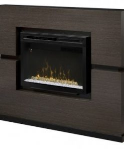 Dimplex Linwood GDS33HG-1310RG electric fireplace