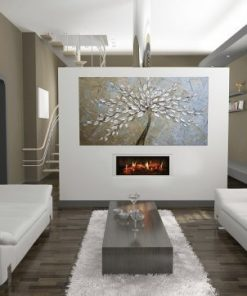 Dimplex Opti-V Solo VF2927L electric fireplace