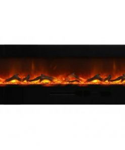 Amantii WM-FM-88-10023-BG-EMBER electric fireplace