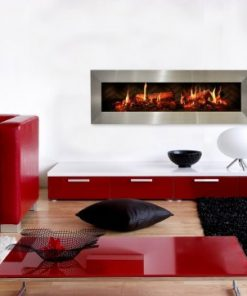 Dimplex Opti-V Duet VF5452L electric fireplace