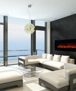 Modern Flames CLX2-100 linear fireplace