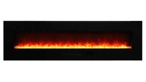 Amantii WM-FM-72-8123-BG-EMBER electric fireplace