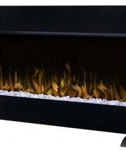 Dimplex Nicole wall-mount fireplace