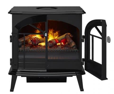 Dimplex Stockbridge stove with Optimyst