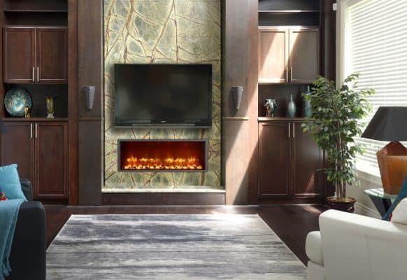 Dynasty BT-35 electric fireplace