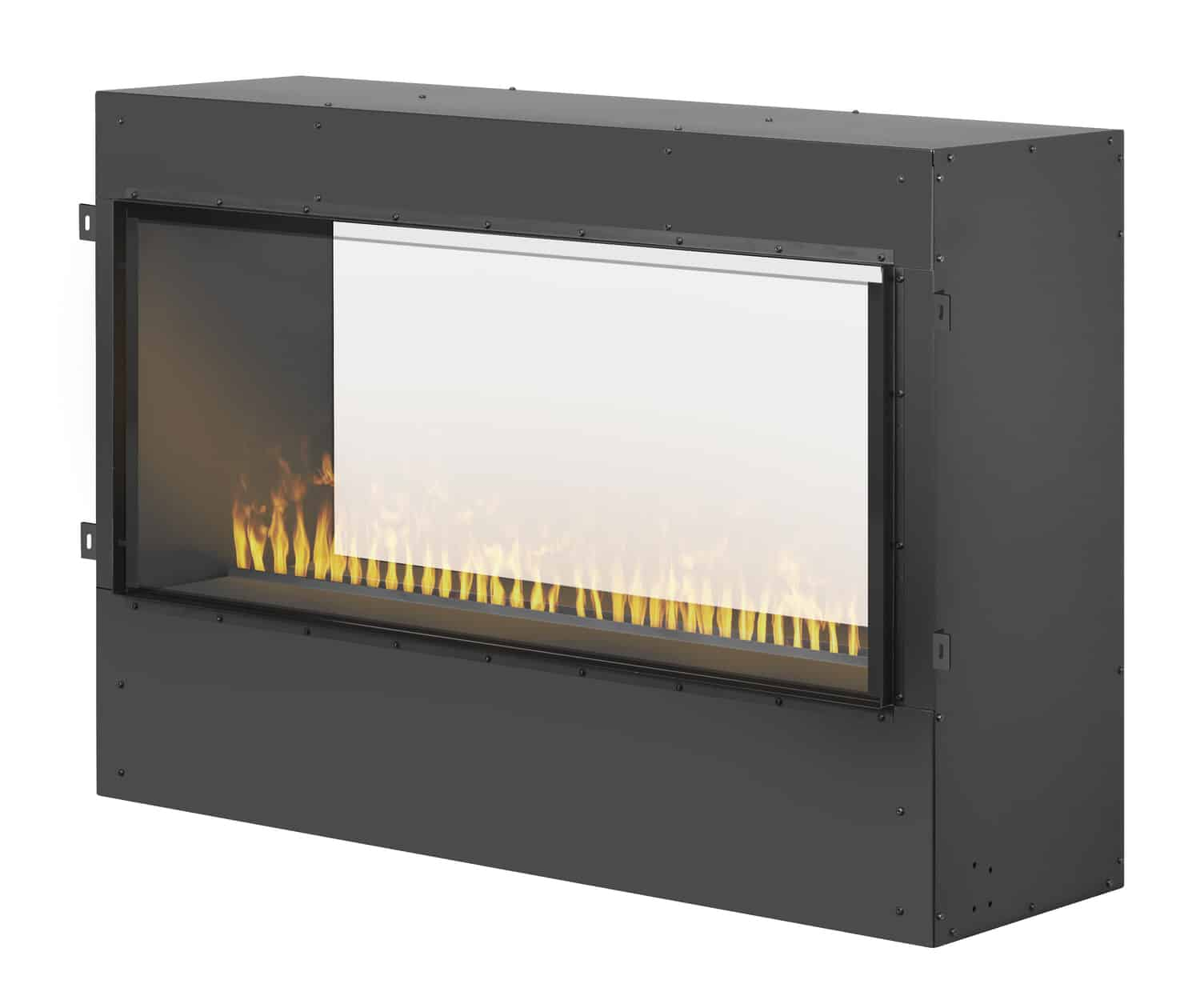 ca fireplaces efca linear in electric fireplace synergy accessories products wallmount built dimplex