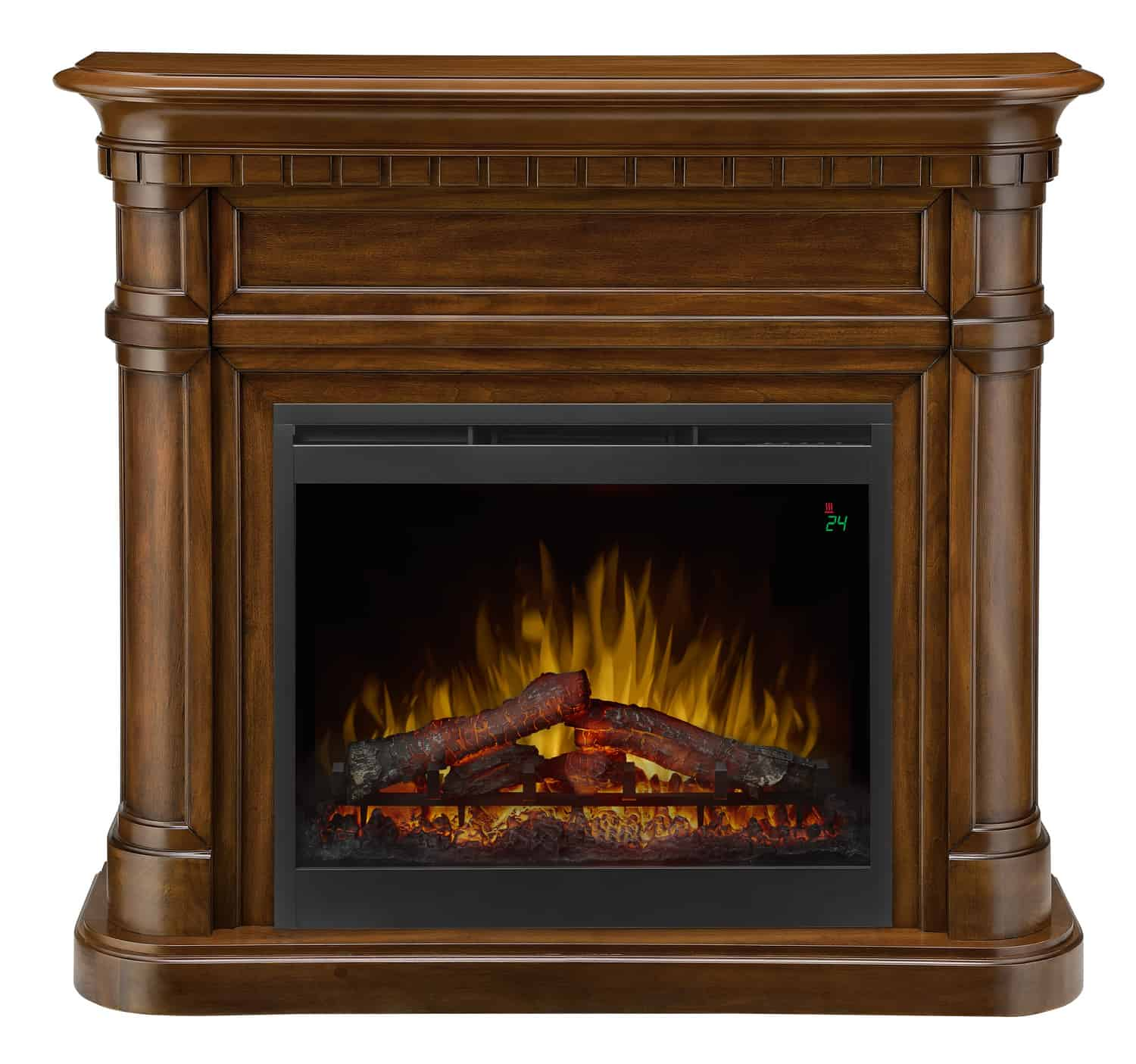 Buy Electric Fireplace Mantels Online Canada Stylish
