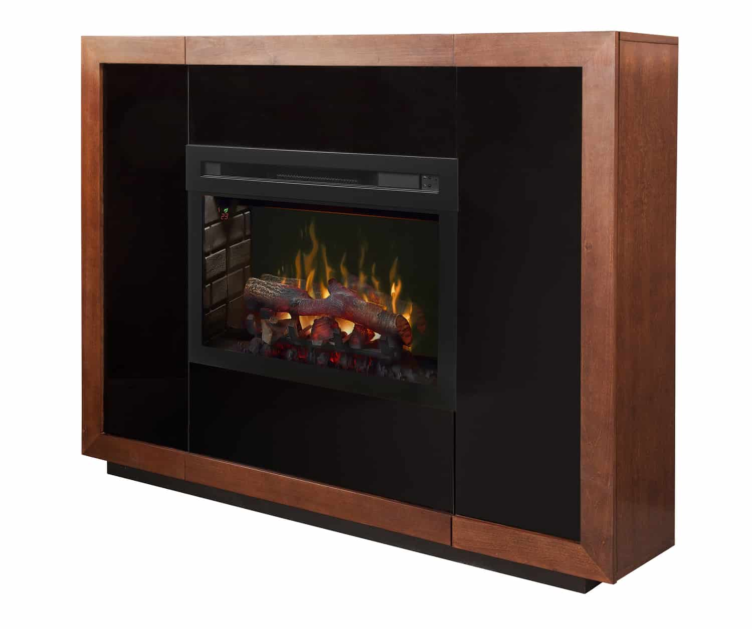 Terrific Electric Fireplaces With Storage Stylish Fireplaces Home Interior And Landscaping Ologienasavecom