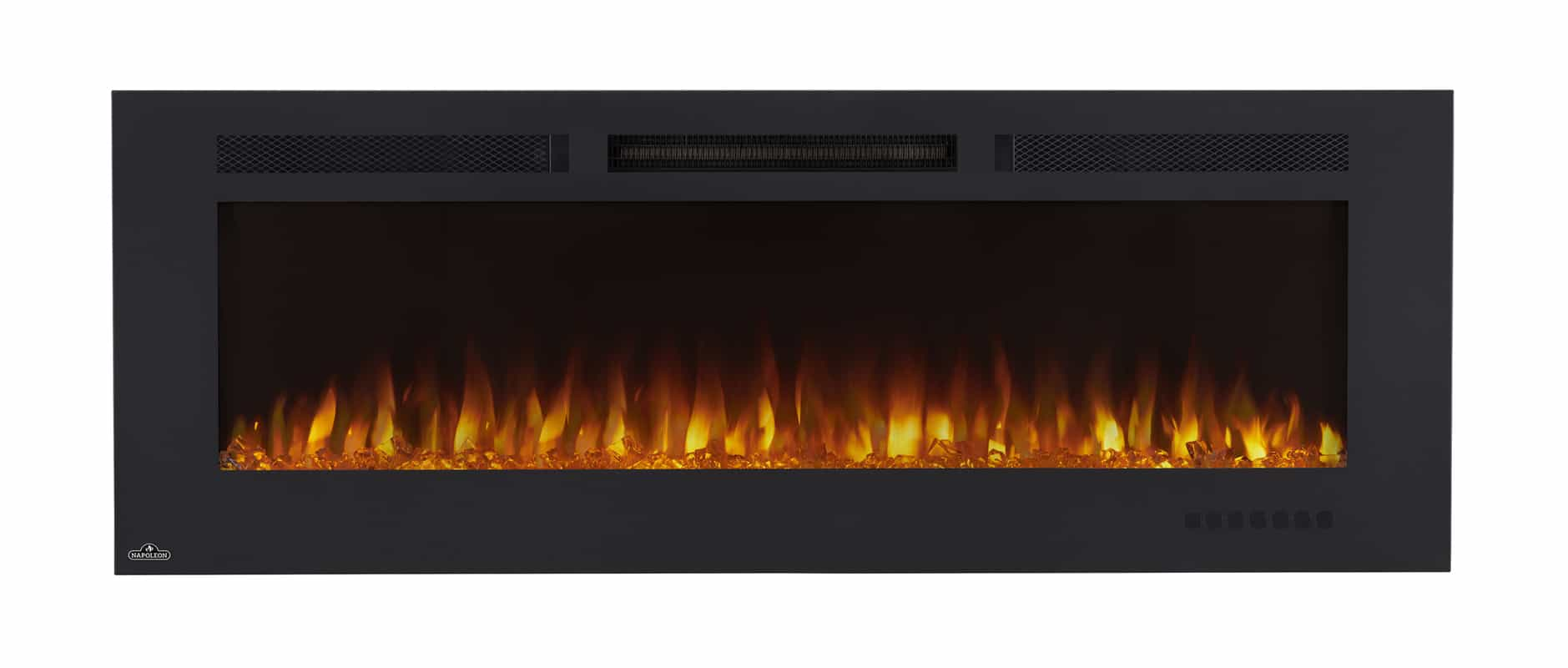 products classic with electric in infrared x diva stand fireplace silver platinum flame product image tv