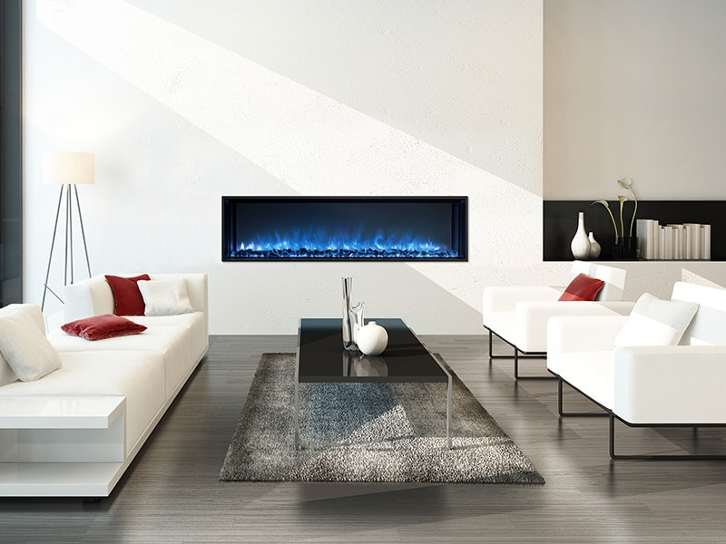 Modern Flames Electric Fireplaces Canada Stylish